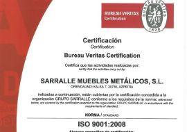 Sarralle for Sarralle muebles metalicos
