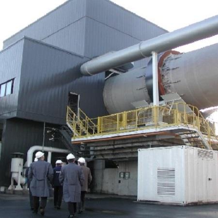 SARTECH - Ground breaking for the Steel Dust Storage System @ Befesa Zinc Aser