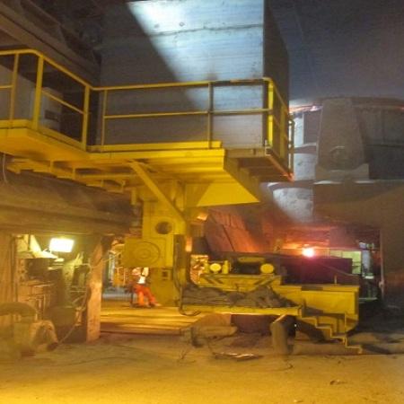 CCM Upgrade @ ArcelorMittal Olaberria, Spain