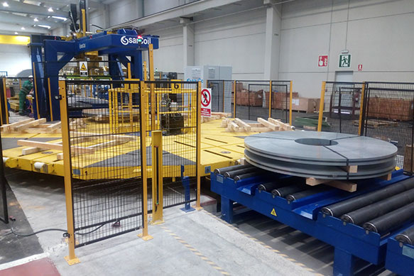 Sarralle - Automatic Coil and Slit Packaging Lines